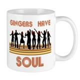 Gingers Have Soul Coffee Mug