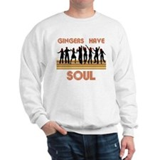 Gingers Have Soul Sweatshirt