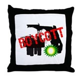 Current Events 2 Throw Pillow