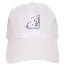 Three Day Eventing Baseball Cap