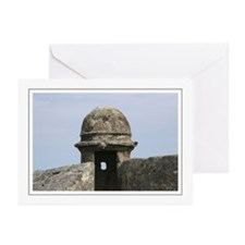 Castillo Tower Greeting Cards (Pk of 10)
