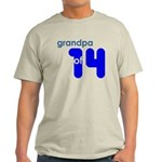Dad Father Grandfather Papa G Light T-Shirt