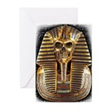 Accursed Pharaoh Greeting Cards (Pk of 10)