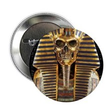 "Accursed Pharaoh 2.25"" Button (10 pack)"