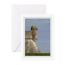 Castillo de San Marco Greeting Cards (Pk of 10)