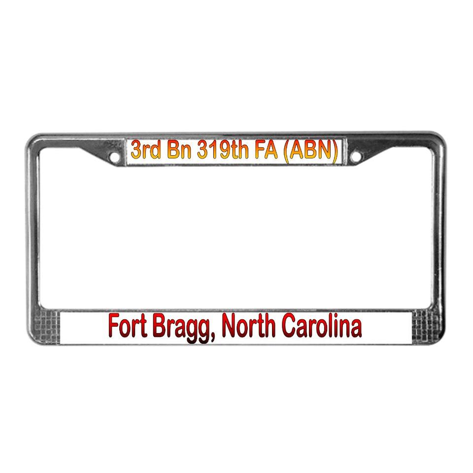 3Rd License Plate Frame  Buy 3Rd Car License Plate Holders