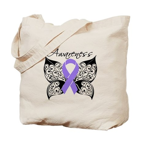 TattooHodgkinsLymphoma Tote Bag