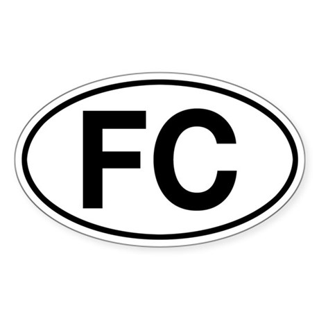 FC Forward Control Jeep Sticker
