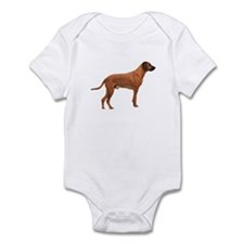 Rhodesian Ridgeback Dog Infant Bodysuit