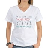 Vampires and Werewolves Shirt