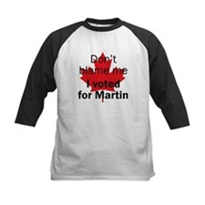 I voted for Martin Tee