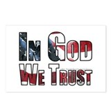 In God Postcards (Package of 8)