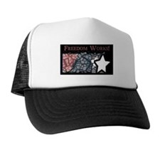 Freedom Works Trucker Hat