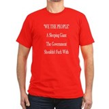Funny Declaration of independence T
