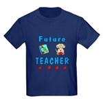 Future Teacher Kids Dark T-Shirt