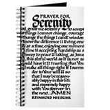 FULL SERENITY PRAYER Journal