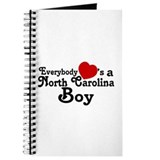 Everybody Hearts a NC Boy Journal