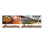 Dominguez High Sticker (Bumper 50 pk)