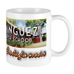 Dominguez High Mug