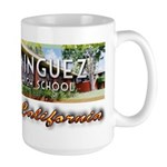Dominguez High Large Mug