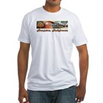 Dominguez High Fitted T-Shirt