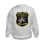 West Conshohocken Police K9 Kids Sweatshirt