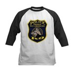 West Conshohocken Police K9 Kids Baseball Jersey