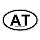 AT - Appalachian Trail Decal