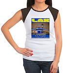 LAX Women's Cap Sleeve T-Shirt