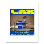 LAX Small Poster