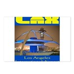 LAX Postcards (Package of 8)
