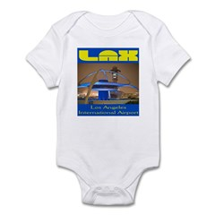 LAX Infant Bodysuit