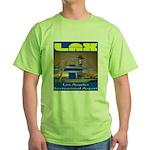 LAX Green T-Shirt