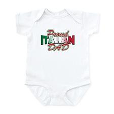 Proud Italian Dad Infant Bodysuit