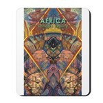 Africa.1 Land of Beauty Mousepad