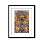 Africa.1 Land of Beauty Framed Panel Print