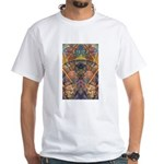Africa.1 Land of Beauty White T-Shirt