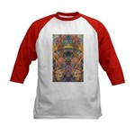 Africa.1 Land of Beauty Kids Baseball Jersey