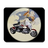 Bike show Mousepad