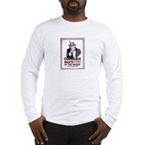 Obadiah Wants YOU Long Sleeve T-Shirt