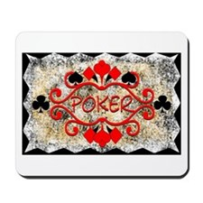 Poker Design Mousepad