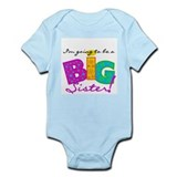 Going to be a Big Sister Infant Bodysuit