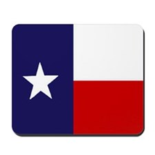 Texas Flag Mousepad