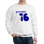 Dad Father Grandfather Papa G Sweatshirt