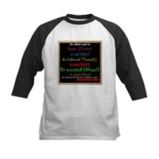 SchoolhouseRockTV Interjections Tee