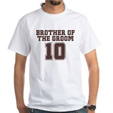 Uniform Groom Brother 10 Shirt