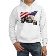 Stars and Stripes Trike Hoodie