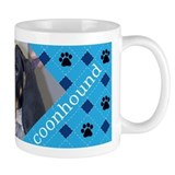 Bluetick Coonhound Small Mug