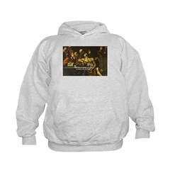 Seneca Strength of Mind Kids Hoodie