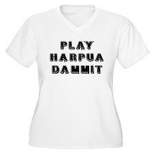 Play Harpua Dammit T-Shirt
